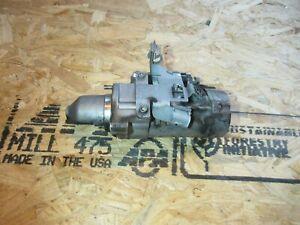 Engine Starter Motor DENSO BMW N63 4.4L OEM F01 F02 F10 F12 F13 F15 F16