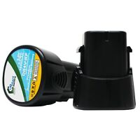 2x 4.8V NIMH Battery for Dremel 7300 N 8, 5000755-01
