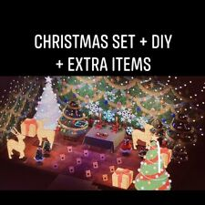 New Horizons Christmas Festive Set + DIY + extra ACN H