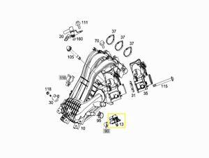 A1321400160 SMART M132 ENGINE PURGE VALVE GENUINE NEW