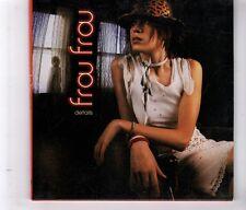 (HL127) Frou Frou, Details sampler - 2002 DJ CD