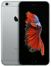 NEW APPLE iPHONE 6S PLUS 32GB SPACE GRAY SMARTPHONE UNLOCKED > 1 YEAR WARRANTY <