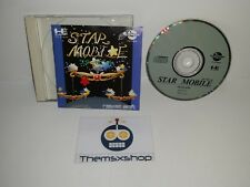 57-36 NEC PC ENGINE CD ROM STAR MOBILE