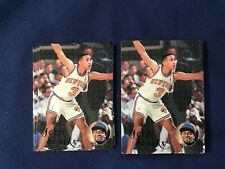 1996 Stadium Club #SS10 John Starks Spike Says Insert No-Name Lot of 491 Cards