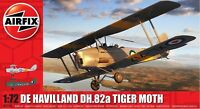 Airfix 1/72 De Havilland Dh.82a Tiger Moth #A02106