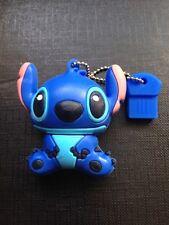 1 New Blue Stitch Novelty Character A, 128MB USB Flash Drive Memory Stick