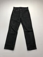 LEVI'S 516 Straight Jeans - W30 L30 - Charcoal - Great Condition - Men's