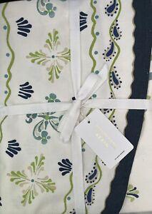 "Williams-Sonoma Aerin Panama Tablecloth  70"" Round"