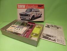 BANDAI KIT (unbuilt) BMW TURBO RACING TYPE - E10 1:20 - EXCELLENT IN BOX