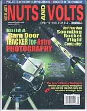 Nuts and Volts Magazine - January 2015 - Astro Photography - Rocket Computer NEW