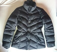Esprit Daunenjacke 38 M Basic schwarz black extra warm TOP Winterjacke WOW NEUw