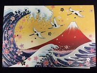 Colecciones - Tarjeta de Felicitación Japonesa - Nihon - Fabricado en Japón