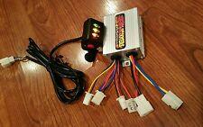 350W 24V kit speed control box & Thumb Throttle f eATV eKart Brushed Motor Only