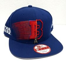 BUFFALO BISONS New Era 9Forty STAR WARS Night Snapback Adjustable Cap Hat RARE
