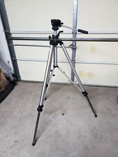 Bogen 3050 Professional Tripod 3160 Video Head Mounting Shoe Italy Manfrotto