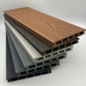 Composite Decking, Size: 3.6m x 150mm x 25mm all colours availability