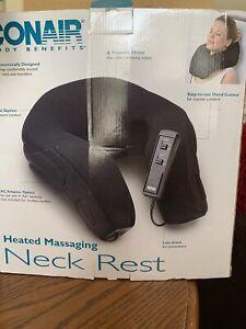 Conair Body Benefits  Massaging Neck Rest-Model Heat