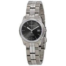 Tissot PR 100 Titanium Case Wristwatches