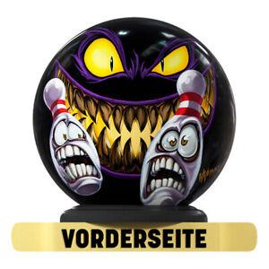 Bowlingball OTB Evil by W. Webb II Bowlingkugel mit Motiv für Spare und Strike