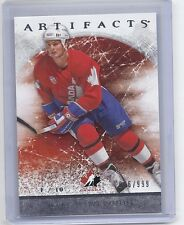 12-13 2012-13 ARTIFACTS DALE HAWERCHUK TEAM CANADA BASE /999 134 WINNIPEG JETS