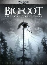 BIGFOOT THE LOST COAST TAPES New Sealed DVD