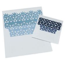 Lifestyle Crafts QuicKutz Cutting Die Set DOILY ENVELOPE LINERS ~ 2 Dies -DC0436