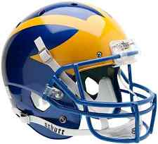DELAWARE BLUE HENS Schutt AiR XP Full-Size REPLICA Football Helmet
