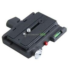Complete MH-621 Quick Release System for Giottos with Short Slide Plate MH601