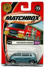 2002 Matchbox #72 Kids' Cars of the Year Volkswagen Microbus