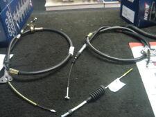Celica 1985-1990 st162 Freno De Mano Cables X 3 Delantero Trasero
