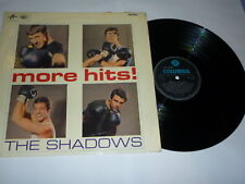 THE SHADOWS - More Hits – 1964 Mono UK 14-track LP