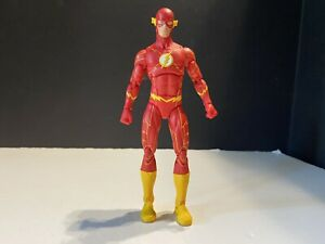 """DC Icons Collectibles The Flash Rebirth 6"""" Action Figure  Justice League Comics"""