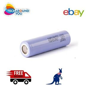 Samsung 25S 2500mAh INR Lithium li-ion High Drain Rechargeable Battery Authentic