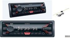 SONY DSX-A300DAB  Autoradio + Antenne mit Radio DAB / DAB + Aux MP3 USB 4#55W