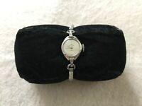 Bucherer 17 Jewels Vintage Mechanical Wind Up Swiss Made Ladies Watch