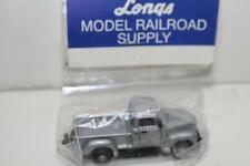 Longs Model Rr Supply Ho Scale - Silver Old Time Pick Up Truck