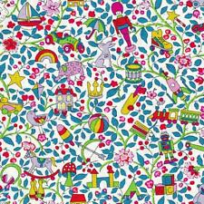 Liberty Fabric - TOY GARDEN A - Tana Lawn - *TAF