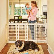 Super Large Extra Big 2 3 4 5 Ft Wide Plastic Baby Dog Pet Safety Gate V Feet