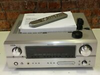 BOXED! Denon AVR-2307 Dolby 7.1 Channel 2 HDMI Integrated Receiver Amplifier