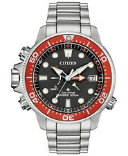 Citizen Eco-Drive Men's Promaster Aqualand Stainless Steel Watch BN2039-59E