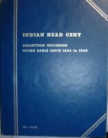1858-1909 Indian Head Penny Cent Collection IC38