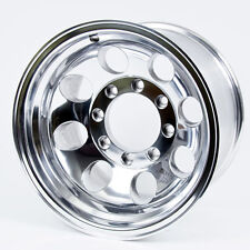 Pro Comp Alloy Wheels Series 1069, 16x8 with 8 on 6.5 Bolt Pattern - Polished 10