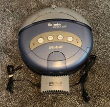 iRobot Roomba Scheduler # 4225 Robotic Vacuum Cleaner W/ Fast Charger Cord