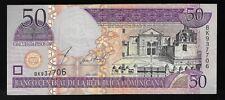 Dominican Republic, 50 Pesos Oro, 2002,  P-170b, UNC