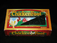 NEW CHICKEN FOOT PROFESSIONAL DOUBLE 9 COLORED CODED DOMINOES JUMBO SIZED DOTS