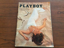 PLAYBOY AUGUST 1964 VOL 11 NO 8 CHINA LEE W/CENTERFOLD (77)