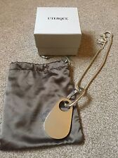 Statement Necklace Zara premium brand Uterque New Boxed Perfect Gift
