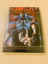Giant Robo- The Animation Perfect Collection - 4 Dvd Set New Sealed Anime Works