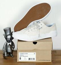 Huf Worldwide Footwear Skate Schuhe Shoes Classic Lo Bone White Suede 4,5/36,5