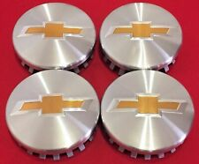 4X Chevy Suburban Tahoe Center Caps 9596403 3.25 18 20 22 inch Wheels HUB